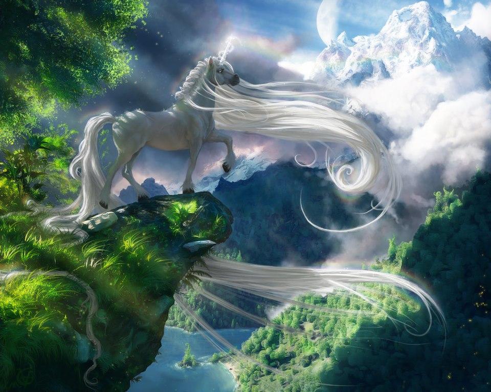 Mythes chevalins licorne p gase centaure etc le petit - Image de licorne ...